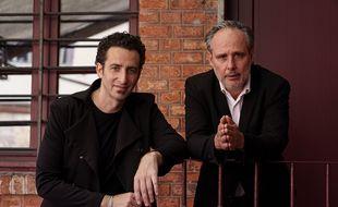 Julien Chirol et Pierre-Eric Sutter