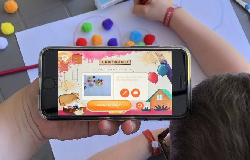 Bordeaux : Vos enfants bloquent sur les écrans ? Voici Dipongo, l'appli créative qui tente de les faire décrocher (un peu)