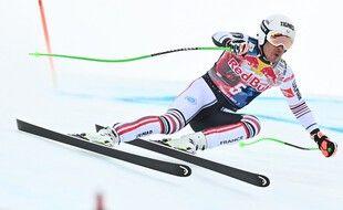 Johan Clarey a marqué l'histoire de son sport en signant un podium en Autriche.