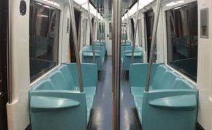 Illustration du métro lillois.