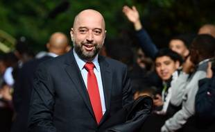 Gérard Lopez, président du club de football du Losc.