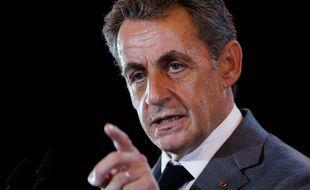 le 26 septembre 2016, Nicolas Sarkozy.
