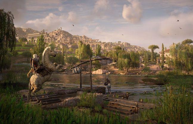 Assassin's Creed Origins, une virée visuelle et musicale dans l'Egypte Antique.