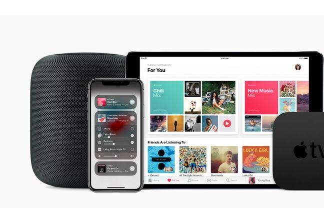 Avec HomePod, Apple pousse son écosystème musical et notamment Apple Music.