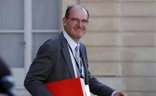 Jean Castex, à l'Elysée, le 19 mai 2020.