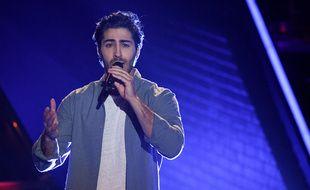 Marvin Roth, 29 ans, chantera lors des Battles de The Voice samedi soir