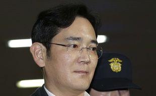 Lee Jae-Yong, l'héritier de l'empire Samsung.