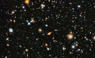 La photographie la plus colorée de l'univers prise par Hubble et publiée le 3 juin 2014 par la Nasa et l'Esa.
