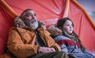 Caoilinn Springall et George Clooney