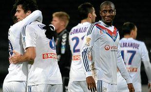 Gourcuff et les Lyonnais ne sont plus qu'à deux marches du Stade de France.