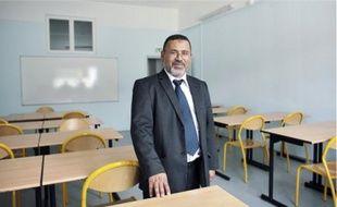 Le directeur Mohsen Ngazou va accueillir sesélèves dans des locaux tout neufs.