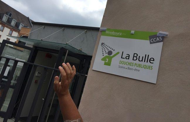 Strasbourg: Où prendre une douche quand on est à la rue depuis la fermeture des Bains municipaux?