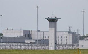 La prison de Terre Haute, où Wesley Purkey a été exécuté.
