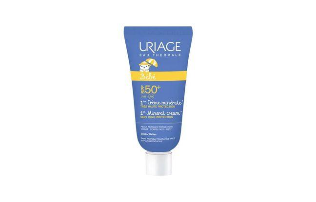 Crème solaire pour bébé Uriage