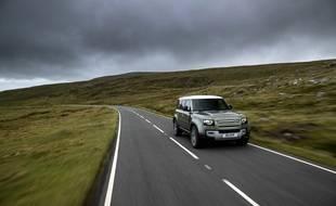 Le Land Rover Defender va tester l'hydrogène