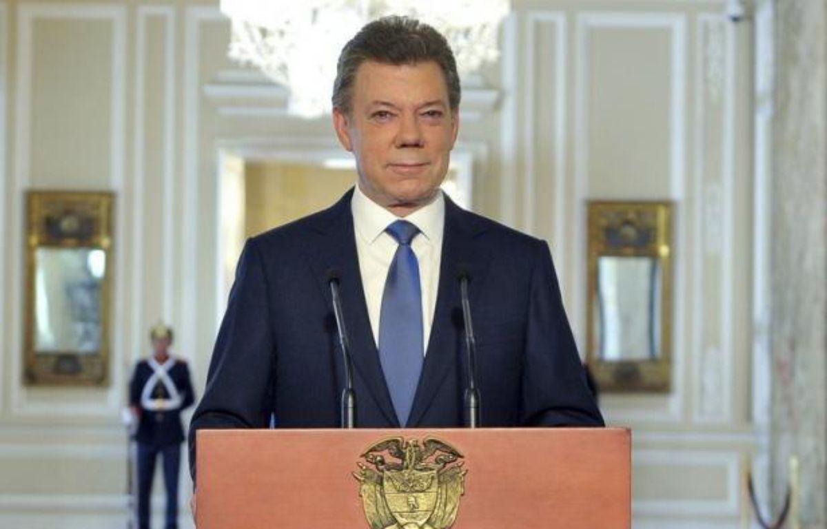 La Colombie a annoncé mardi l'ouverture de négociations avec la guérilla des Farc, un processus de paix historique après un demi-siècle de conflit armé, qui se déroulera à partir d'octobre en terrain neutre, en Norvège, puis à Cuba. –  afp.com