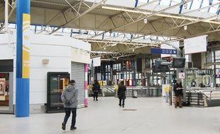 Le hall de la gare de Rennes, ici en 2015.