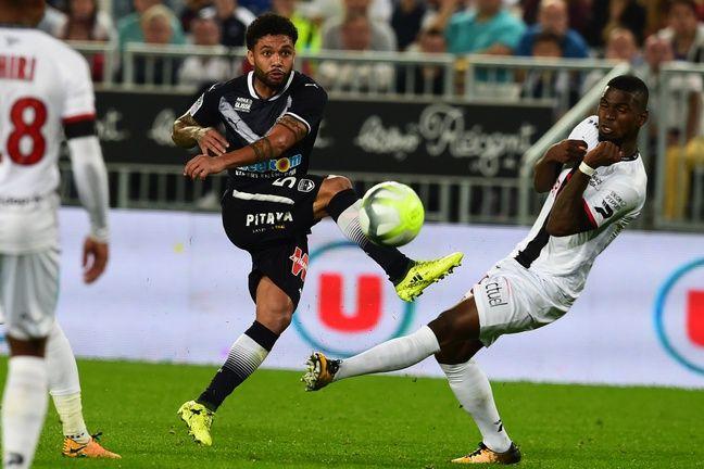 Le Brésilien Otavio a réalisé encore un excellent match face à Guingamp.
