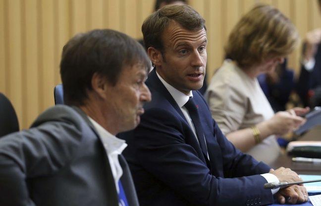 Nicolas Hulot gardait une lettre de démission sur lui depuis l'affaire «Ebdo»