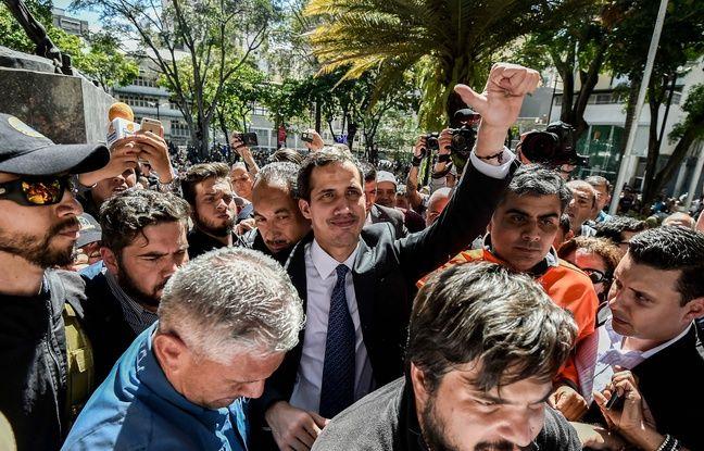 VIDEO. Venezuela: Juan Guaido et ses alliés réunis en Argentine pour décider d'actions contre Nicolas Maduro
