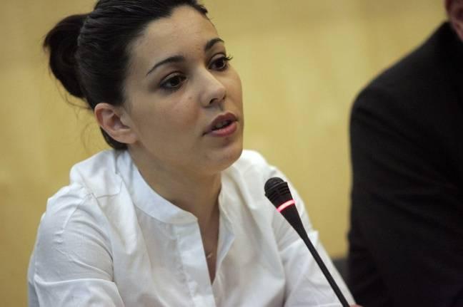 Sophia Chikirou en juin 2006.