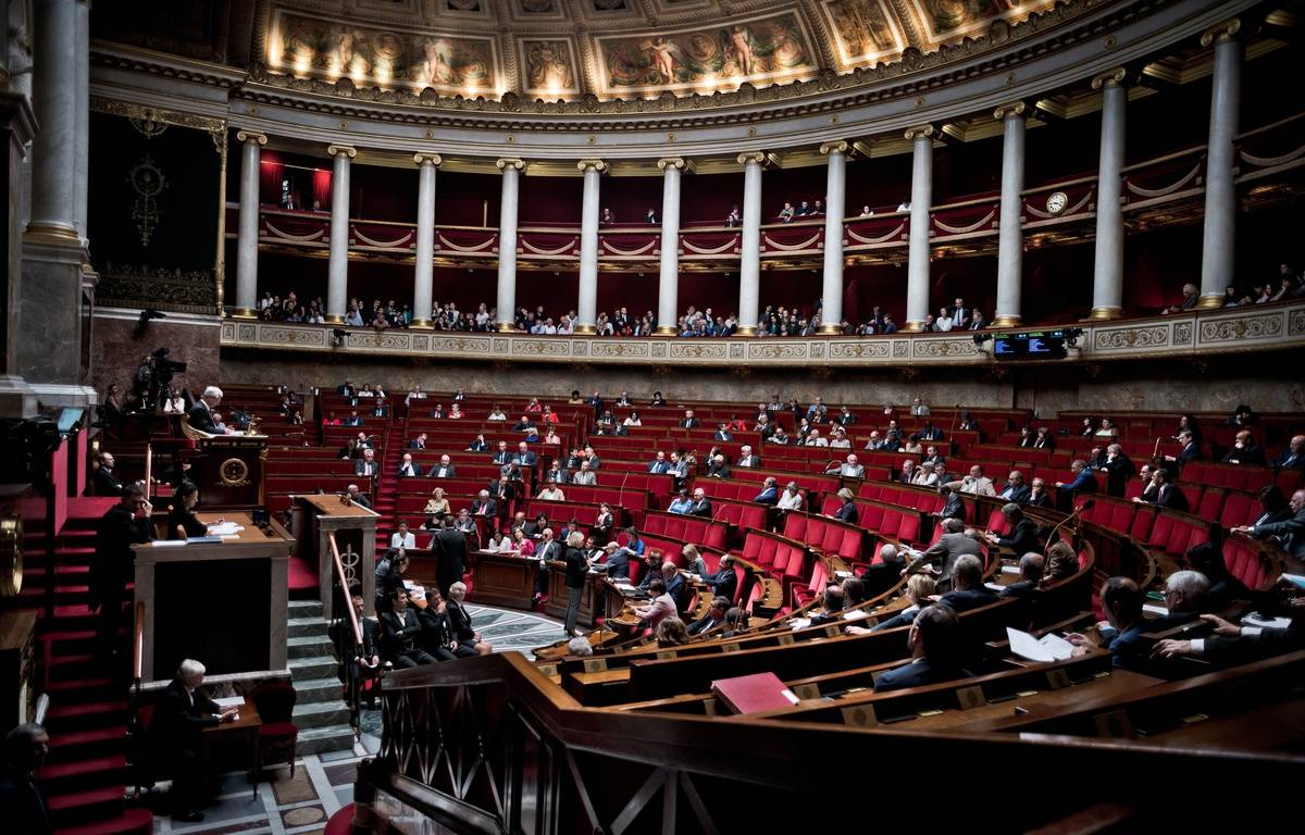 Assemblée nationale (illustration). – NICOLAS MESSYASZ / SIPA