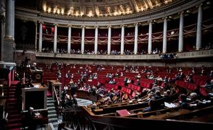 Assemblée nationale (illustration).