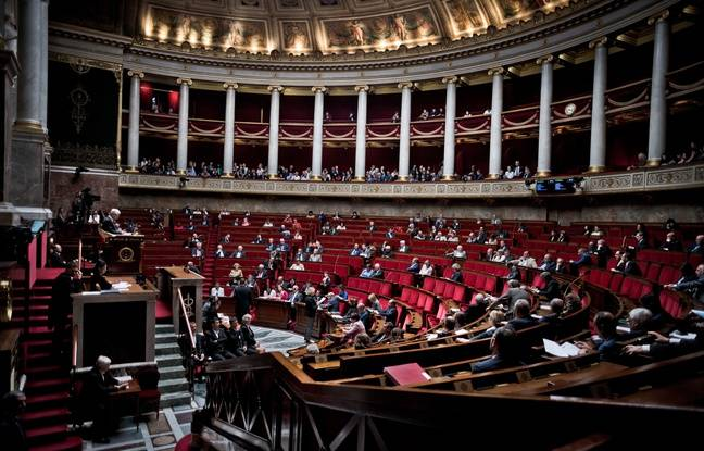 Assemblée nationale (illustration).