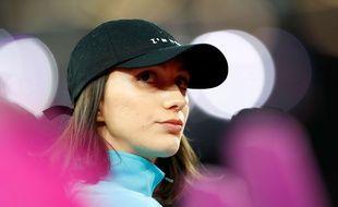 La championne du monde du saut en hauteur Maria Lasitskene fait partie des athlètes russes engagés contre leur Fédération.