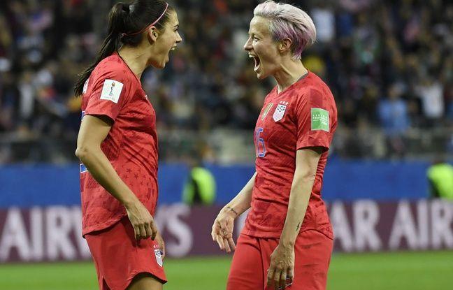 Espagne - USA / Coupe du monde féminine EN DIRECT: Les championnes en titre vont-elles rejoindre les Bleues? Suivez le live