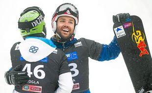 Sylvain Dufour décrochera peut-être son premier titre olympique.
