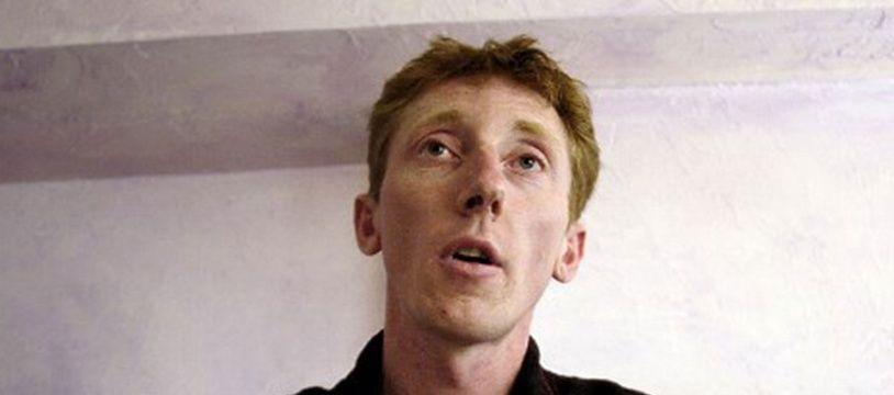Patrick Dils en 2007.