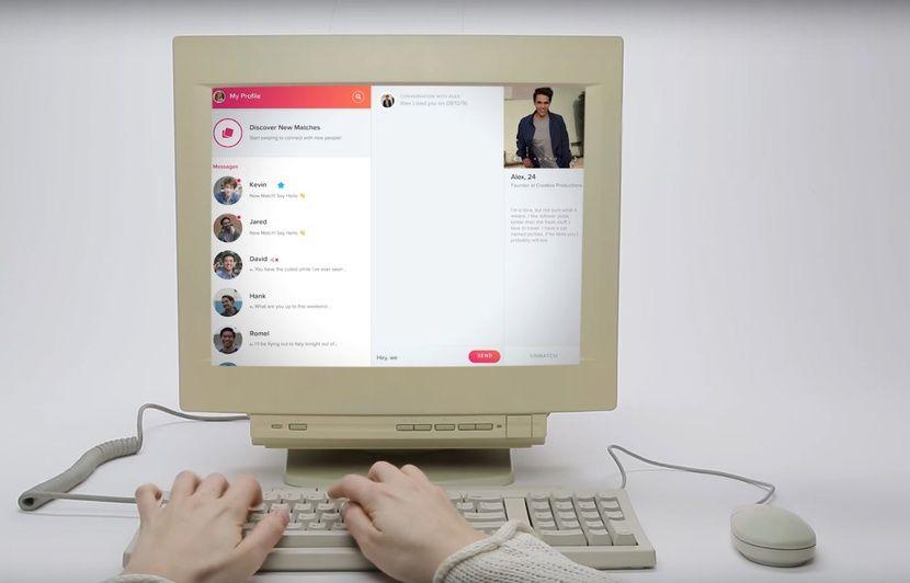 Parcourez les profils de rencontres en ligne