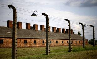 Auschwitz (Pologne), le 25 juin 2015.