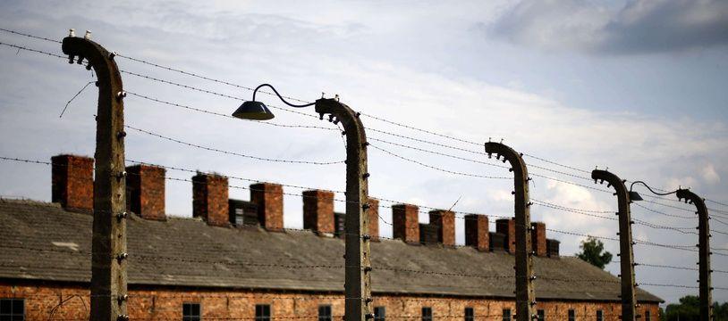 Auschwitz en Pologne, le 25 juin 2015.