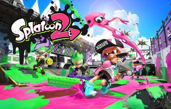 Le premier Splatoon sur WiiU Nintendo faisait un premier pas en direction du monde de l'e-sport. Le prochain Splatoon 2 transformera-t-il l'essai ?