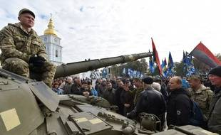 Slipak était devenu très actif dans la défense des intérêts ukrainiens.