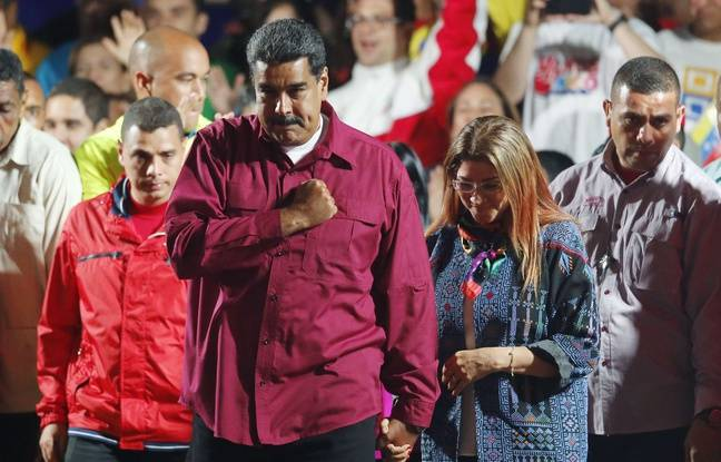 nouvel ordre mondial   Venezuela: Nicolas Maduro remporte une présidentielle contestée par l'opposition