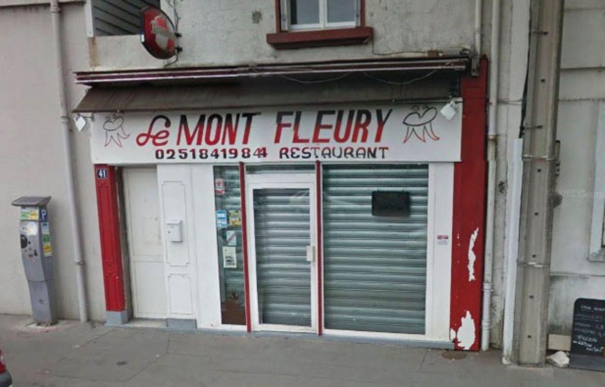 L'agression est survenue dans ce restaurant du boulevard Gustave-Roch à Nantes. – Google maps