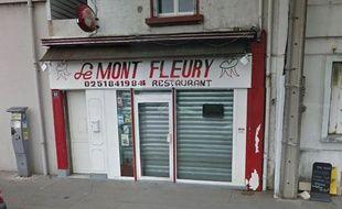 L'agression est survenue dans ce restaurant du boulevard Gustave-Roch à Nantes.