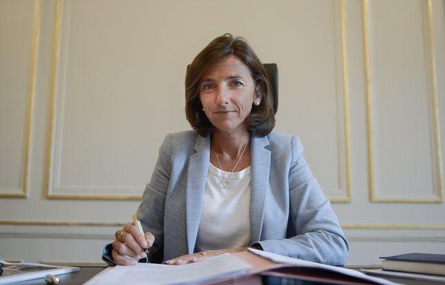 La secrétaire d'Etat en charge de l'Education prioritaire, Nathalie Elimas.