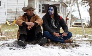 Jeremy Renner et Jon Bernthal dans Wind River de Taylor Sheridan
