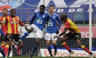 Ibrahima Sissoko est l'un des joueurs les plus utilisés par Thierry Laurey cette saison.
