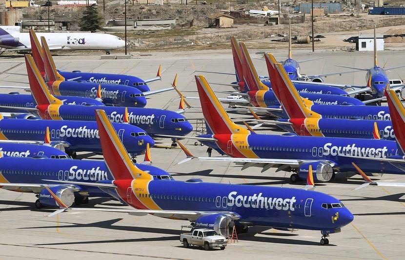 Boeing n'attend pas de remise en service du 737 MAX avant mi-2020