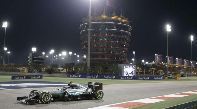 Nico Rosberg s'est baladé à Bahrein –  Luca Bruno/AP/SIPA