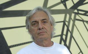 L'écrivain Jean-Paul Dubois en 2011
