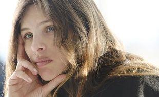 L'actrice et réalisatrice Maïwenn. Image extraite du film «L'Amour est un crime parfait».