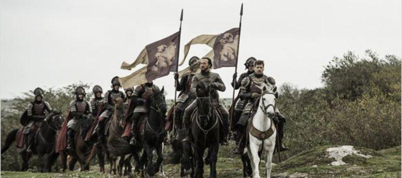 Image extraite de la saison 5 de «Game of Thrones».