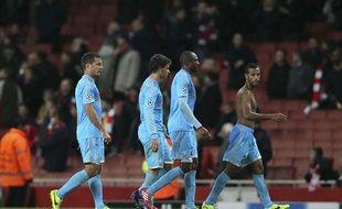 Battu à Arsenal le 26 novembre 2013, l'OM devra éviter le zéro pointé contre Dortmund.