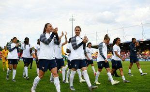 Les Bleues ont eu les jambes lourdes lors du match de préparation contre la Thaïlande.